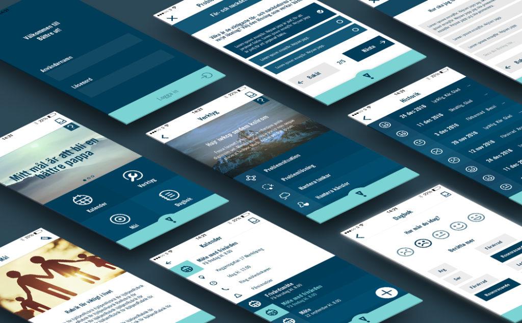 Kriminalvården - app som skapar samhällsnytta