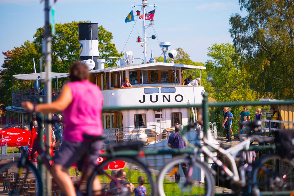 Drivkrafterna bakom Göta kanals nya digitala destionationsguide