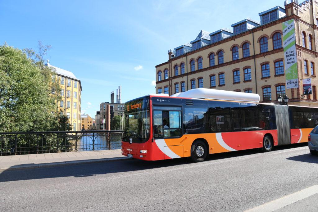 Gaia Public Transport Östgötatrafiken