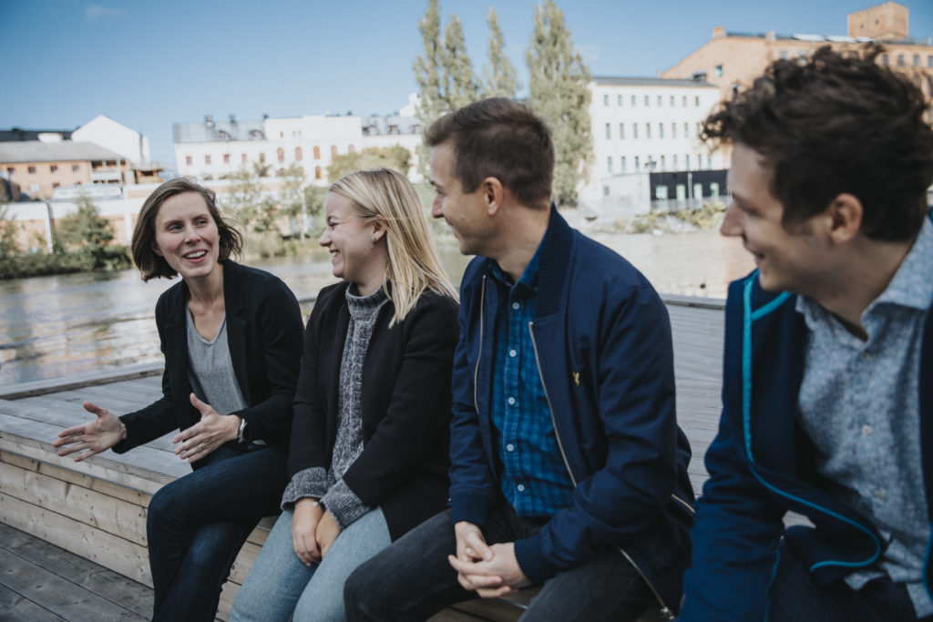 Gaia utvecklare i Norrköping