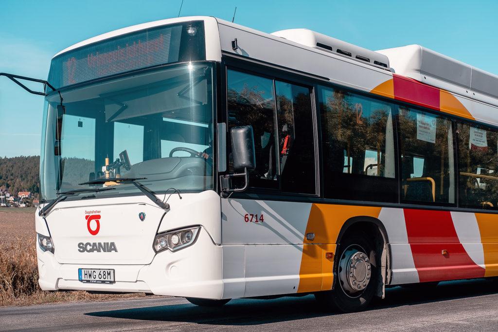 Östgötatrafiken buss