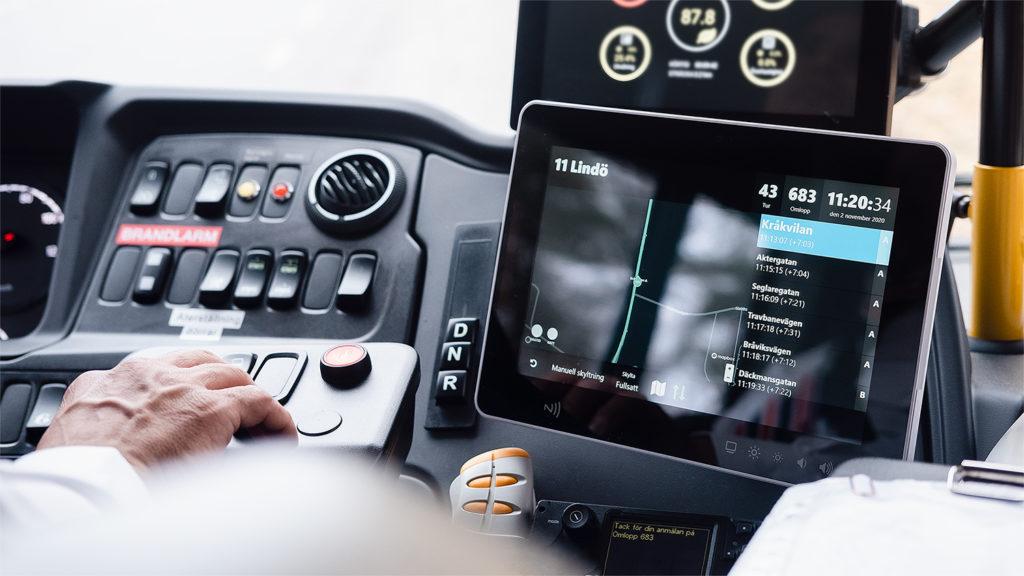 Buss driver interface